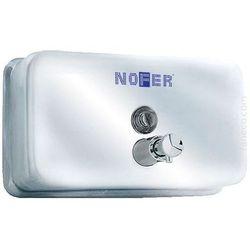 Dozownik mydła w płynie 1,2l poziomy MED - produkt z kategorii- Dozowniki mydła