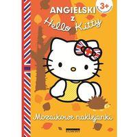 Angielski z Hello Kitty Mozaikowe naklejanki żółte, Egmont