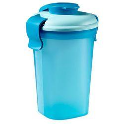 CURVER BIDON DUŻY LUNCH&GO - Niebieski - produkt z kategorii- Pozostałe delikatesy
