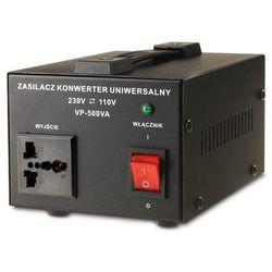 Transformator 230V/110V 500VA - sprawdź w wybranym sklepie