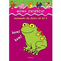 Mowa zwierząt malowanki dla dzieci od lat 2, Siedmioróg