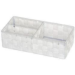 Wenko Organizer adria white - pojemnik łazienkowy, (4008838209790)