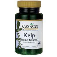 Swanson Kelp 225mcg 250 tabl.