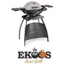 grill gazowy q1200 stand szaro-granitowy marki Weber