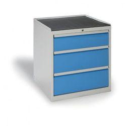 Szafa warsztatowa z szufladami, 3 szuflad