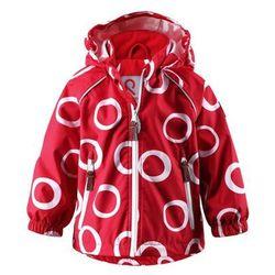 Kurtka Reima ReimaTec GANNAN czerwona z wzorem - ostatnia z kategorii Pozostała moda i styl
