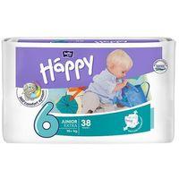 Pieluszki Bella Baby Happy Junior Extra (6) 16+ kg - 38 szt.