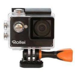 Zewnętrzna kamera Rollei ActionCam 350 (40301) Czarna - produkt z kategorii- Kamery sportowe