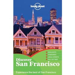 Lonely Planet Discover San Francisco, rok wydania (2012)