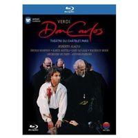 Verdi: Don Carlos (blu-ray) (DVD) - Roberto Alagna, Thomas Hampson, Karita Mattila