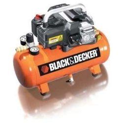 sprężarka bezolejowa 12l/1,5km/8bar 180 l/min + zestaw pneumatyczny, marki Black&decker