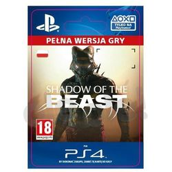 Shadow of the Beast - gra PS4