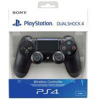 Pad bezprzewodowy dualshock 4 v2 czarny nowy model marki Sony