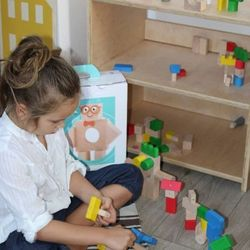 Komoda Montessori Kolekcja Modziok 110 cm