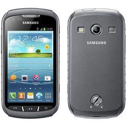 Samsung Galaxy Xcover 2 S7710 4GB Szary - Szary \ 2 lata na terenie całego kraju + polskie menu + bez sim loc