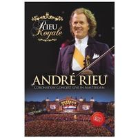 Rieu Royale - Coronation Concert Live, 1 DVD