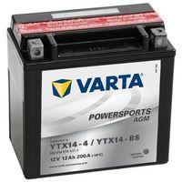 Akumulator motocyklowy Varta YTX14-BS 12Ah 200A