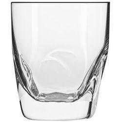 KROSNO PRESTIGE QUADRA Szklanki do whisky 260 ml 6 sztuk