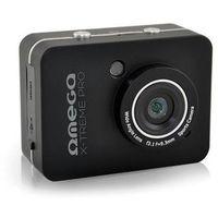 Kamera sportowa OMEGA OM235 Czarny + DARMOWY TRANSPORT! z kategorii kamery sportowe
