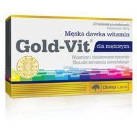 Gold-Vit® dla mężczyzn 30 tabletek Olimp