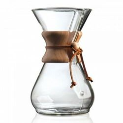 Chemex Coffee Maker Classic 8 filiżanek klasyczny amerykański dripper
