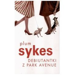 DEBIUTANTKI Z PARK AVENUE, książka w oprawie broszurowej