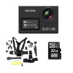 SJCAM SJ6 Legend + zestaw 9w1 + karta 32GB