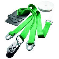 Zestaw do chodzenia po linie Slackline-Tools Clip n Slack Set 10m