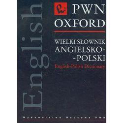 Wielki słownik angielsko-polski PWN z płytą CD (ISBN 9788301137083)