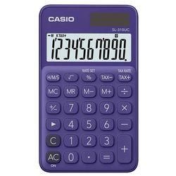 Kalkulator CASIO SL-310UC-PL Fioletowy (4549526700156)