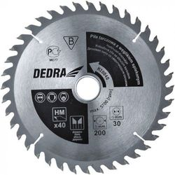 Tarcza do cięcia DEDRA H15024 150 x 20 mm do drewna