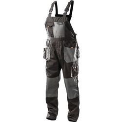 Neo Spodnie robocze 81-230-l 2w1 (rozmiar l/52) + darmowy transport!