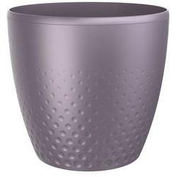 Plastia Osłonka plastikowa perła fioletowy, 25 cm, śred. 25 cm