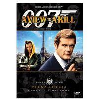 James Bond ekskluzywna edycja 2-płytowa: 007 Zabójczy widok (DVD) - John Glen