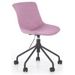 Fotel dla dziewczynki Nikko - różowy