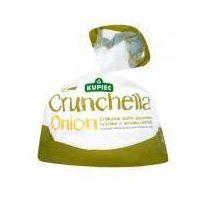Kupiec Crunchella onion delikatne wafle pszenno-ryżowe o smaku cebulki 56 g