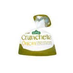 Crunchella Onion Delikatne wafle pszenno-ryżowe o smaku cebulki 56 g Kupiec (5906747171377)
