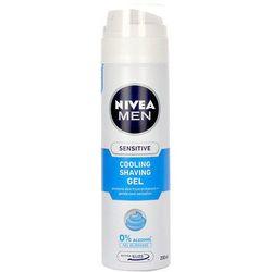 men sensitive cooling shaving gel 200ml m żel do golenia wyprodukowany przez Nivea