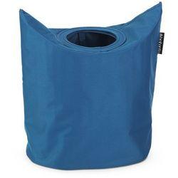 Torba na pranie Laundry To Go Oval niebieska, 102486