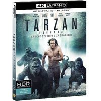 Tarzan: Legenda (4K Ultra HD) (Blu-ray) - David Yates
