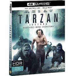 Tarzan: Legenda (4K Ultra HD) (Blu-ray) - David Yates - sprawdź w wybranym sklepie