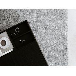 Dywan szary melanż 200 x 300 cm Shaggy DEMRE (7105279125560)