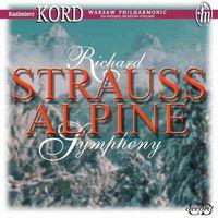 Symfonia Alpejska Op. 64 (CD) - Orkiestra Symfoniczna Filharmonii Narodowej