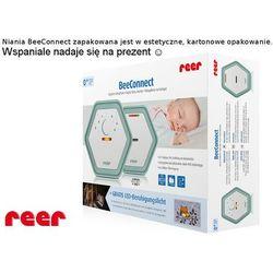 Niania elektroniczna cyfrowa lampk led gratis marki Reer