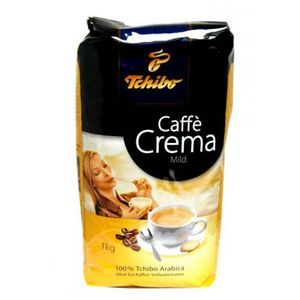 Kawa caffe crema ziarnista /1kg 1kg (4046234158977)