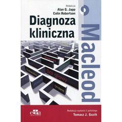 Macleod's. Diagnostyka kliniczna (ilość stron 296)