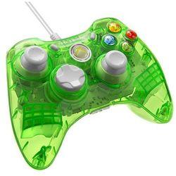 Kontroler PDP Rock Candy Xbox 360 Limonkowy + Zamów z DOSTAWĄ W PONIEDZIAŁEK! + DARMOWY TRANSPORT!
