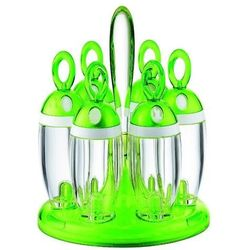- obrotowy stojak na przyprawy - latina - zielony marki Guzzini