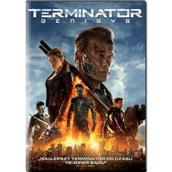 Terminator: Genisys (DVD) z kategorii Filmy science fiction i fantasy