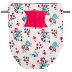 Luksusowy kocyk Anna Floral Cheeky Blanket